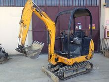 Used JCB 8016 mini e