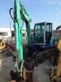 IMER mini excavator 55