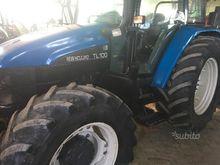 Tractor ney holland 100aria con