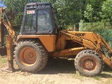Used Backhoe loader