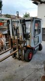 Used Forklift OM DI