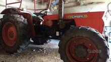 Same Tractor corsaro 70