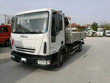 Used Iveco 75 e15 in