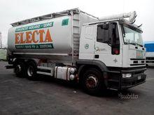 Truck tank feed menci