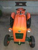 Furnace Tractor Lugli Goliath