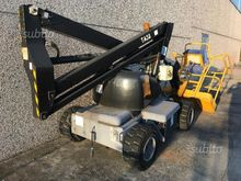 electric self-propelled platfor