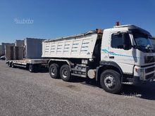 Volvo fm12r64 work means 2004 a