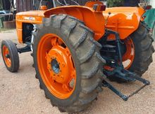 Used Tractor fiat om