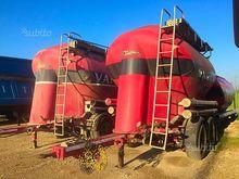 Biga Mistall tank cement and po
