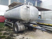 Used ARPO trailer al