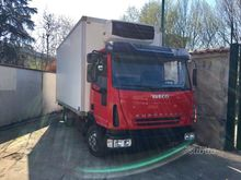 Iveco Eurocargo 75E17. With cel