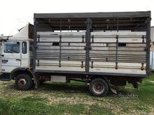 Renault jk 100 with loading ram