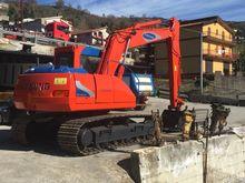 Crawler excavator Samsung 130