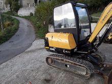 Mini Excavator CAMS LIBRA 28 qu