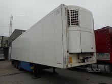 Semitrailer Refrigerator Schmit