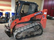 Tracked Skid Steer Eurocomach E