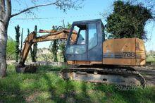 Excavator Case Poclain 788