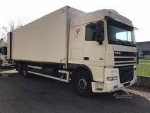 Refrigerated Truck Daf xf 95-43