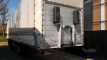 Semitrailer Schmitz tarpaulin w