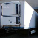Semitrailer refrigerator thistl