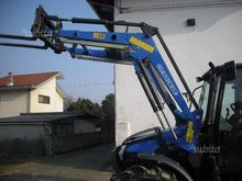 Used front loaders i