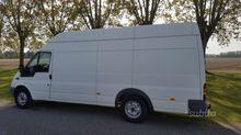 Ford Transit long wheelbase hig