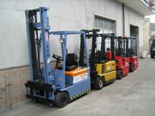 Used Forklift 3 whee