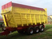Dumper ROAGNA RF 200-3 -2 steer