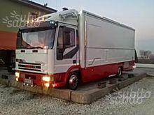 Trucks sandwich vans Iveco Euro