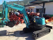 Used excavator in Ro