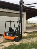 Used Forklift STILL