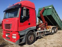 IVECO 540 Strolls AS2605 Hooklo