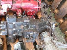 Hydraulic motor 135 LINDE BMR