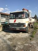 145/17 Iveco tipper and crane