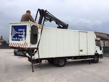 Iveco 75E18 Work platform Truck