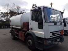 Truck tank Iveco 150 Undivided