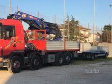 Used Scania 124/420