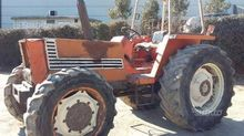 Tractor DT Fiat 880 Convertible