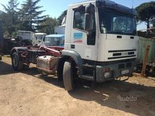 Used Iveco eurotech