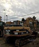 Excavator Cat 318 B