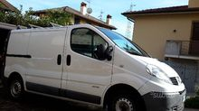 RENAULT TRAFFIC Vans with just