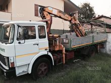 Used Iveco 130 casso