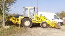 Backhoe excavator benfra 411 tu