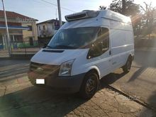 Ford transit with cold store -2