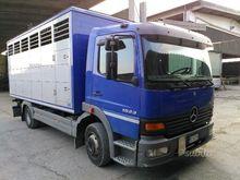Truck transport animals