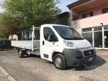 Fiat ducato 3.0 mjt crane and f