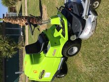 Used mower in Termol
