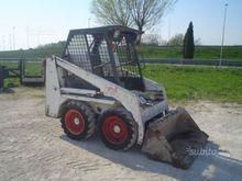Used Bobcat 453 skid