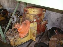 Transmission ZF gearbox