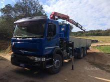 Used Truck crane 200